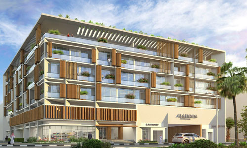PLATINUM RESIDENCES IN JVC